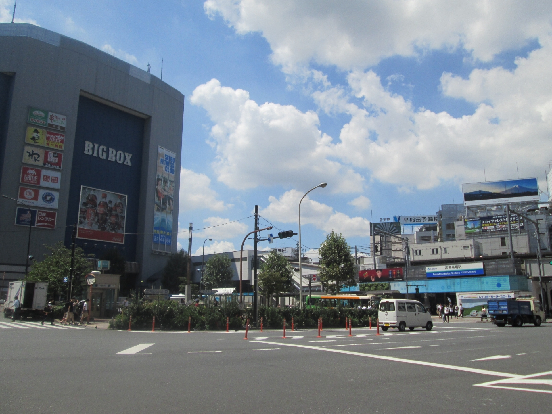 高田馬場駅近くの格安マッサージ店比較