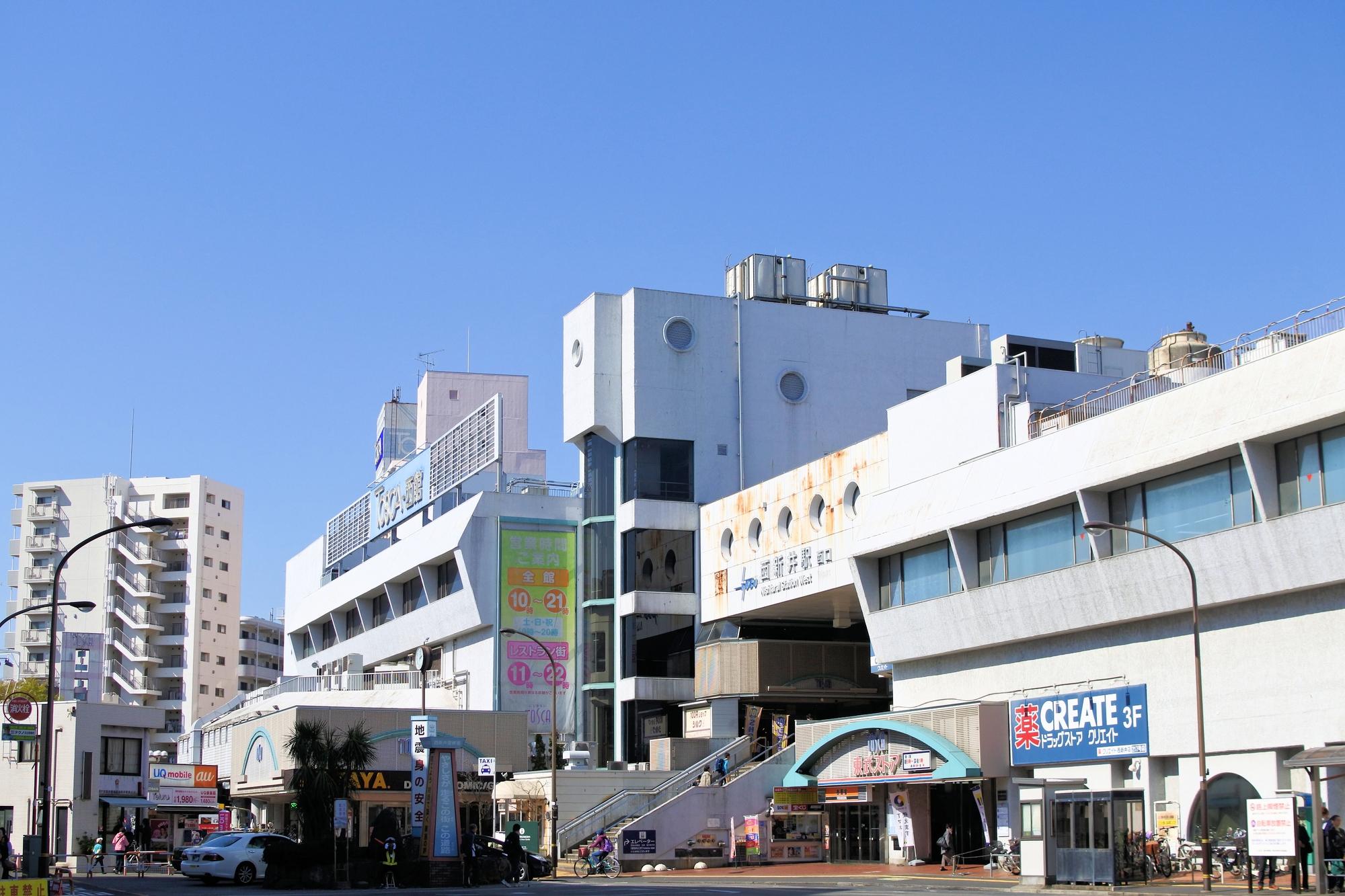 西新井駅近くの格安マッサージ店比較