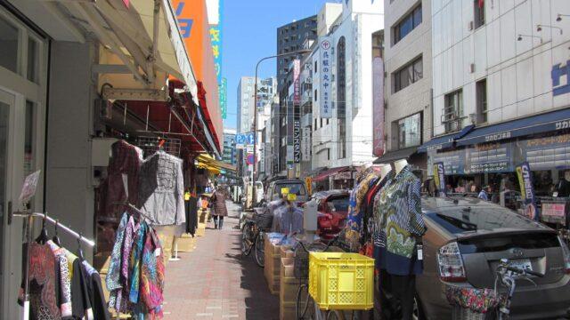 馬喰横山駅周辺のマッサージ店