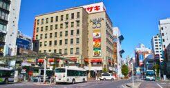 市川駅周辺のマッサージ店