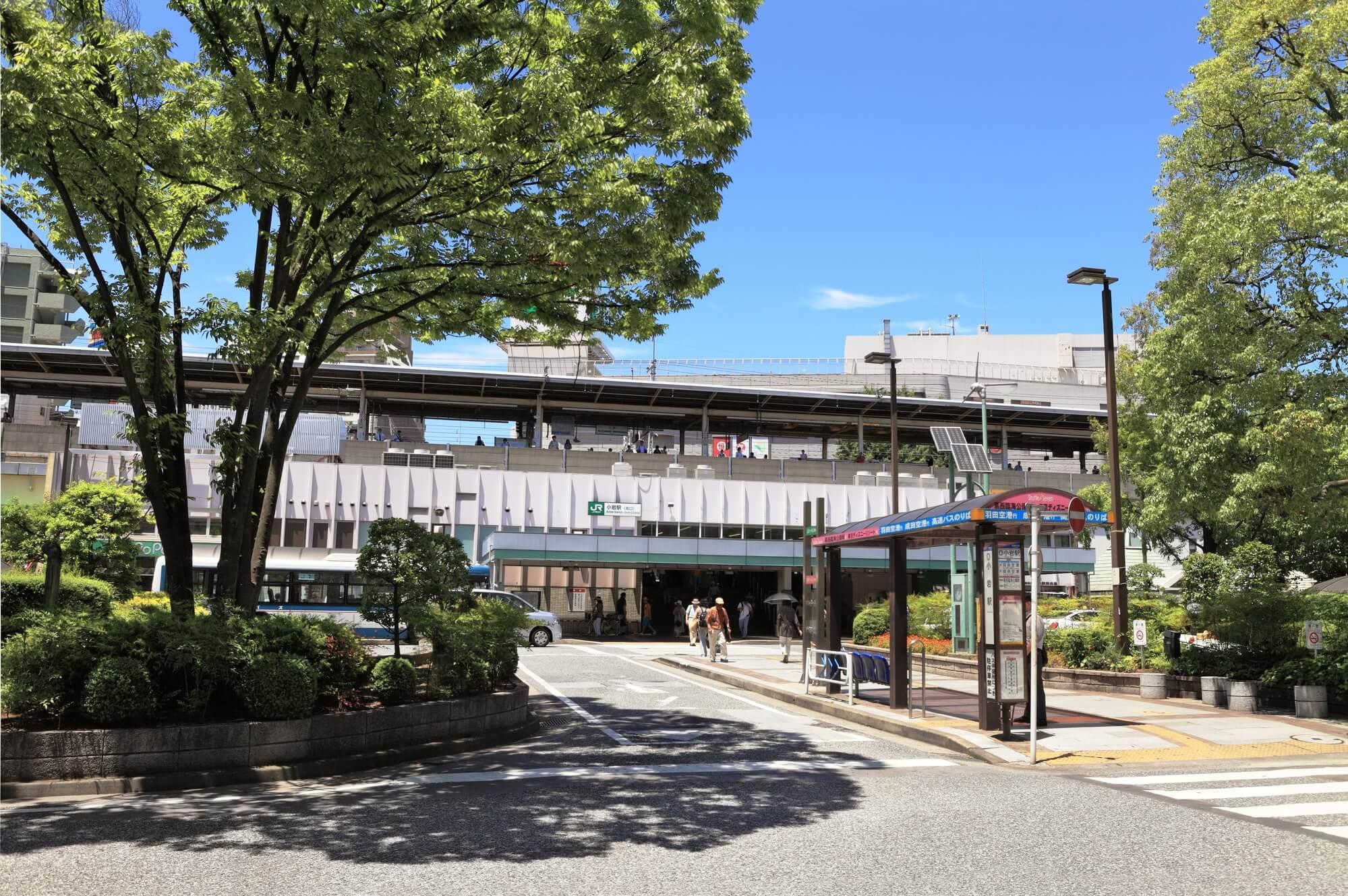 小岩駅周辺のマッサージ店