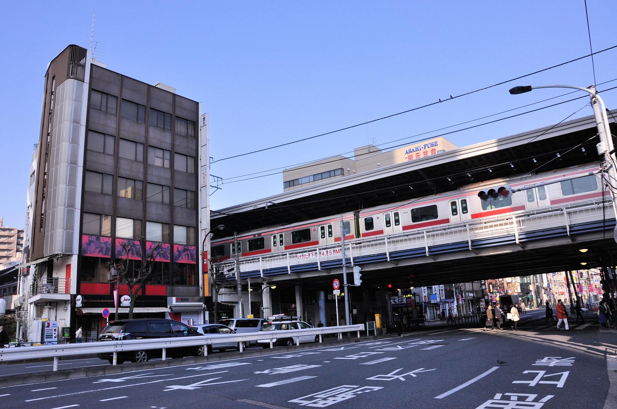 中目黒駅周辺のマッサージ店